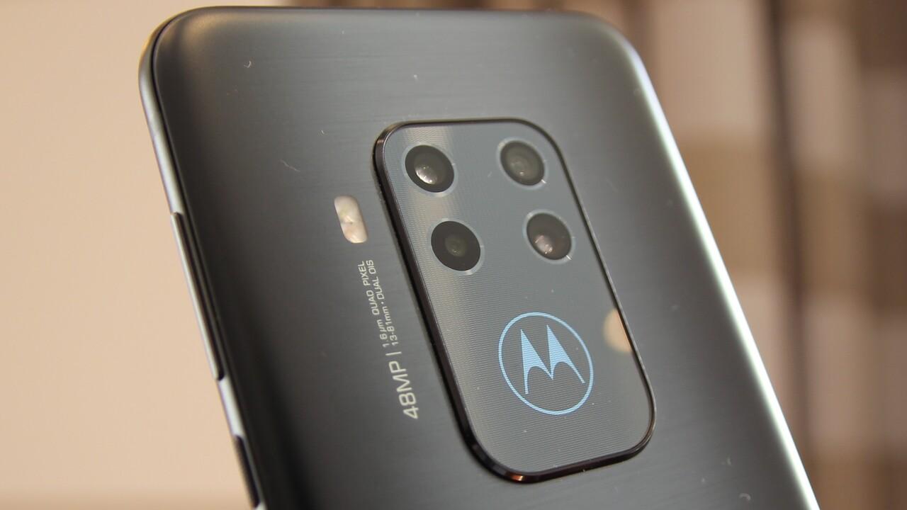 Motorola One Zoom: Das Quad-Kamera-Smartphone für 430 Euro