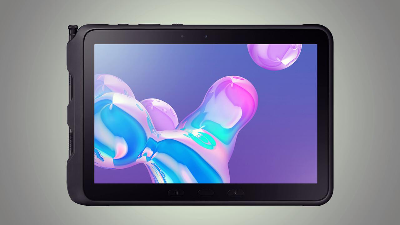 Galaxy Tab Active Pro: Robustes Tablet mit Update-Garantie und Wechsel-Akku