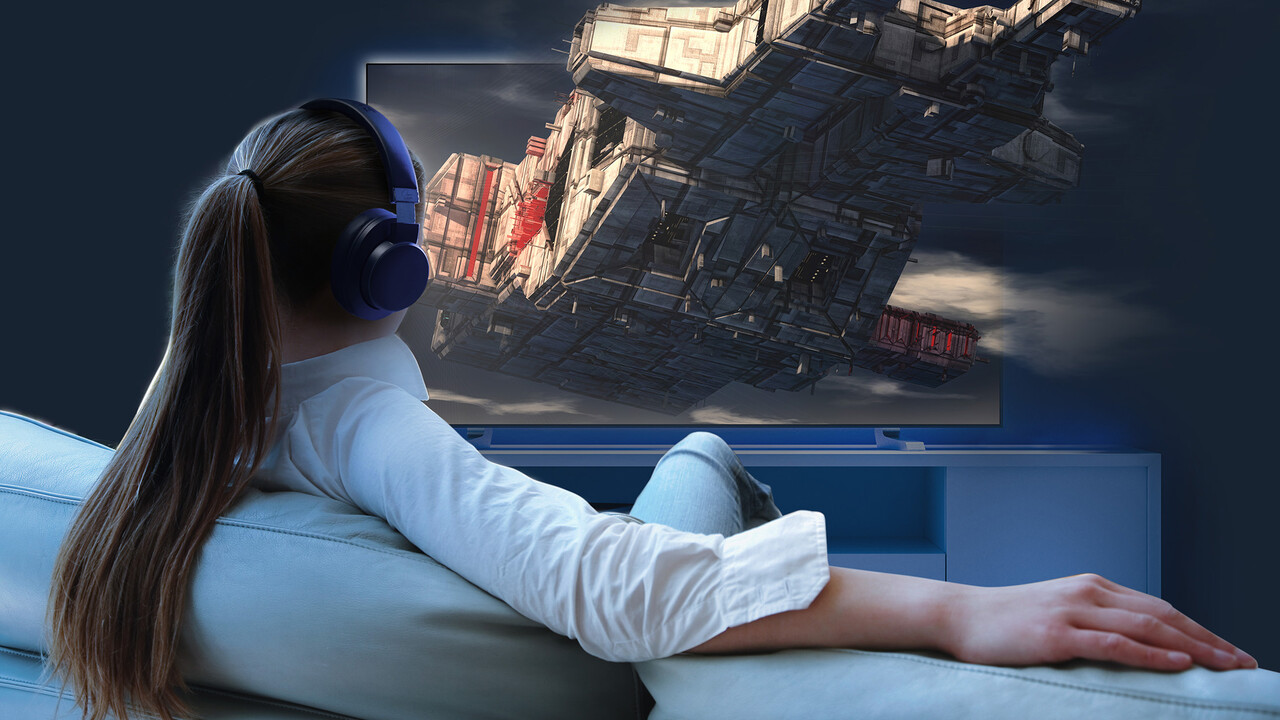 Creative SXFI Theater: Neues Raumklang-Headset nutzt 2,4GHz gegen die Latenz