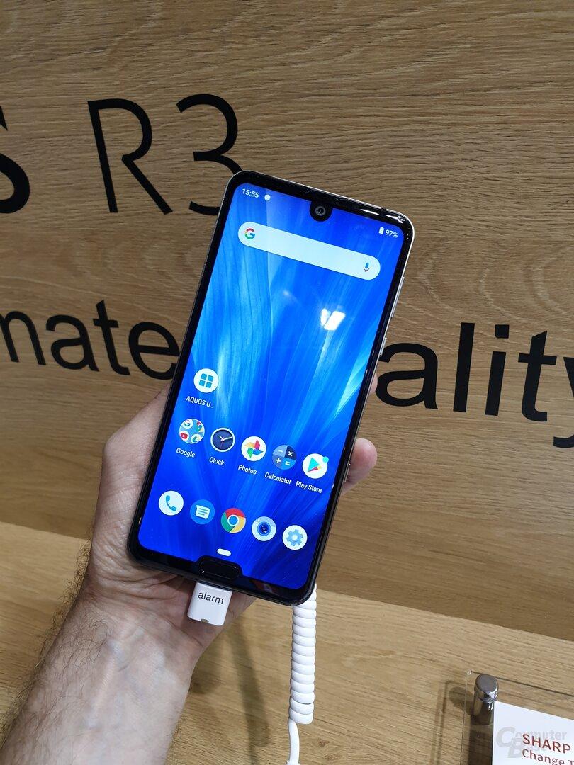 Sharp-Smartphones