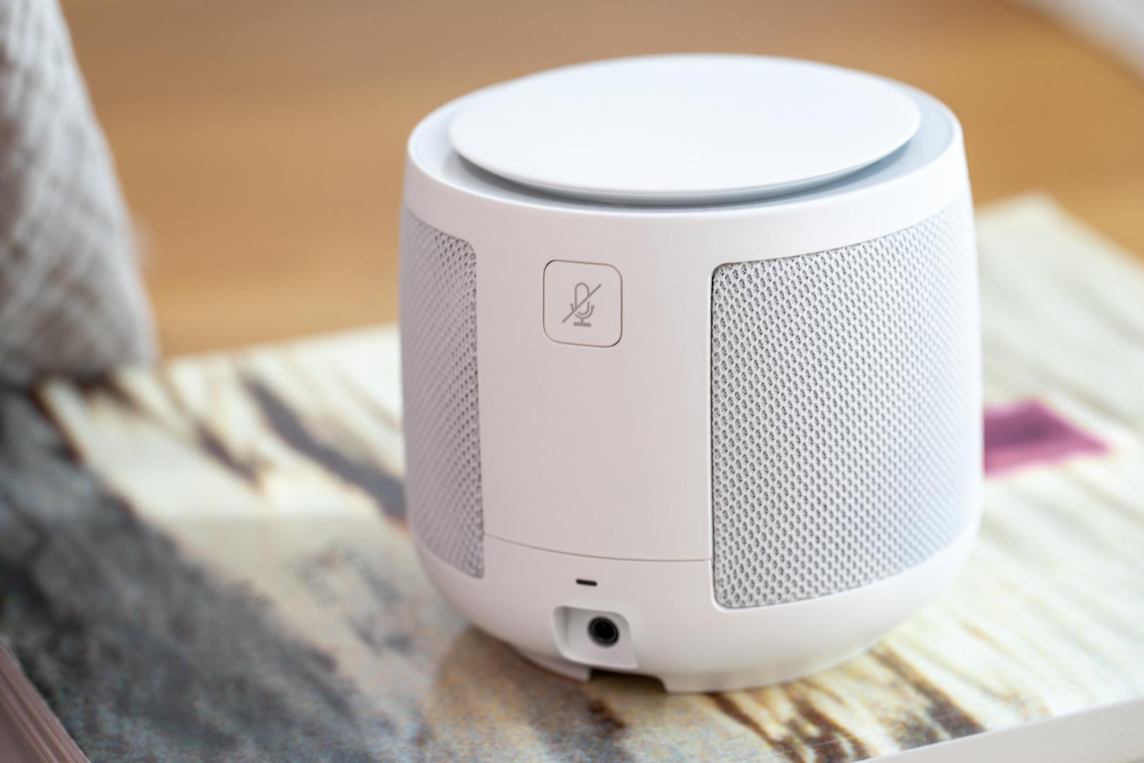 Smart Speaker der Deutschen Telekom