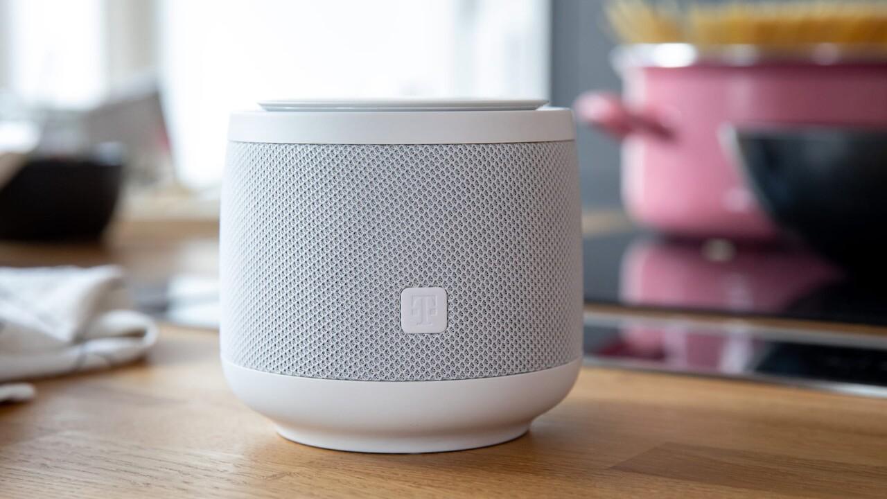 Hallo Magenta: Telekom präsentiert Smart Speaker mit zwei Assistenten