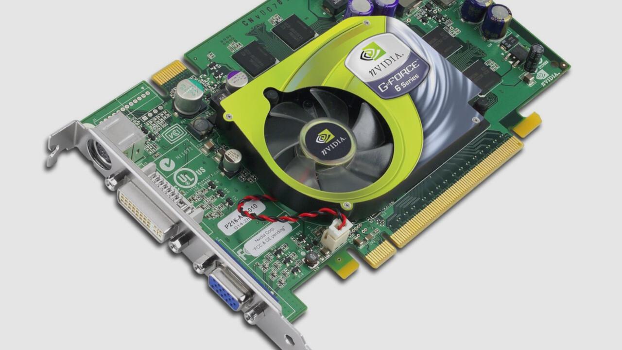 Im Test vor 15 Jahren: Nvidias GeForce 6600 GT als Preiskracher für 200 Euro