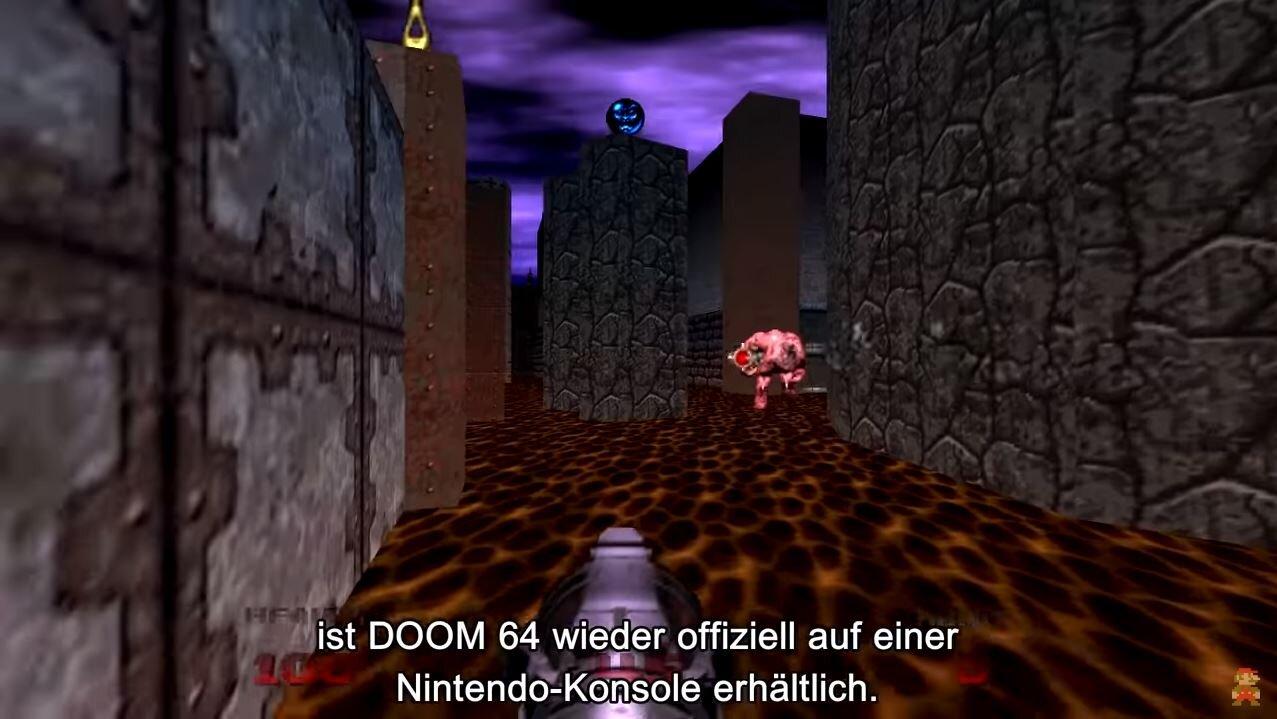 Nintendo Switch: Doom 64