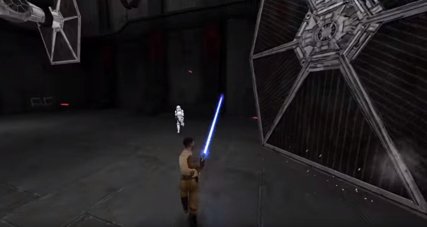 Nintendo Switch: Star Wars Jedi Knight II: Jedi Outcast