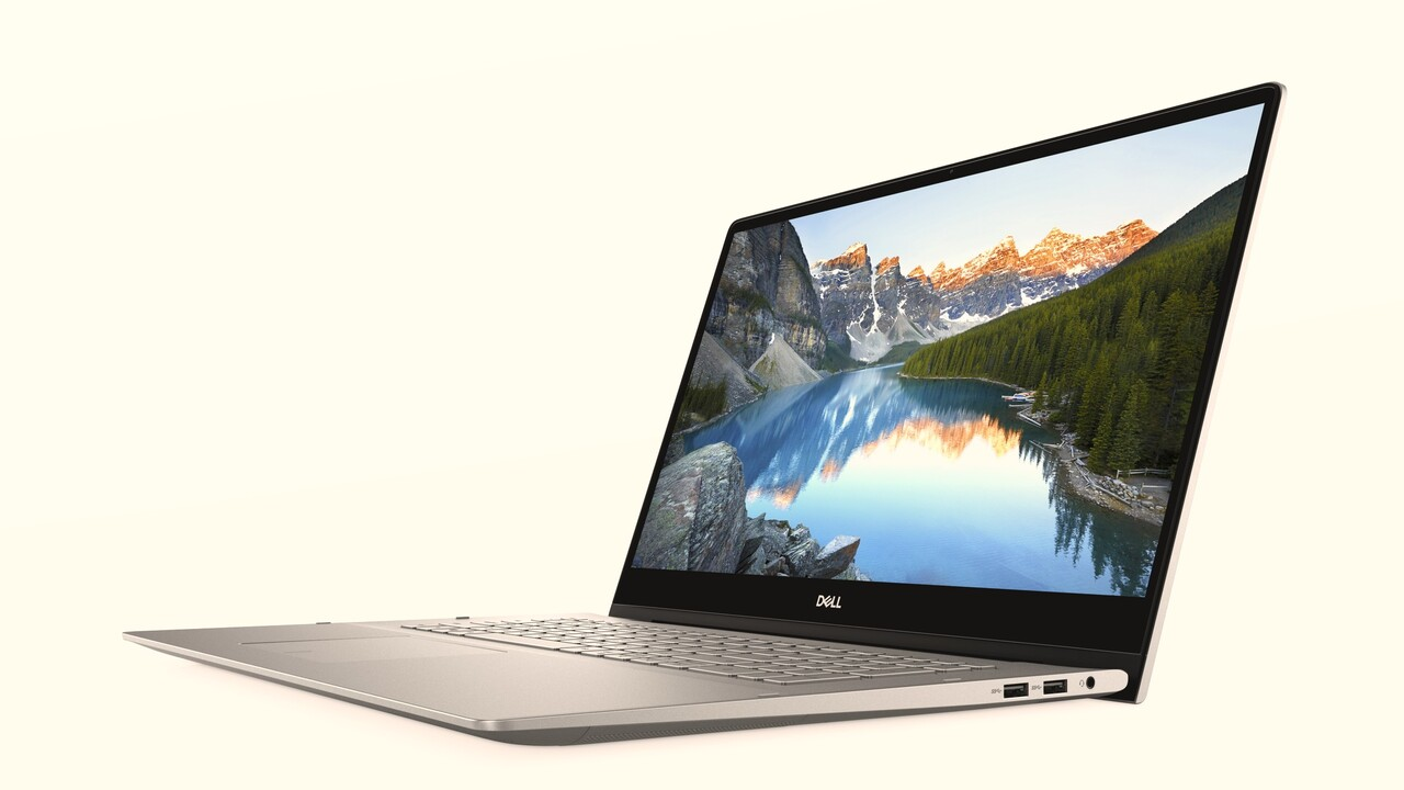 Dell Inspiron 7000 (2019): 2-in-1s in 14, 15 und 17 Zoll wechseln auf Comet Lake
