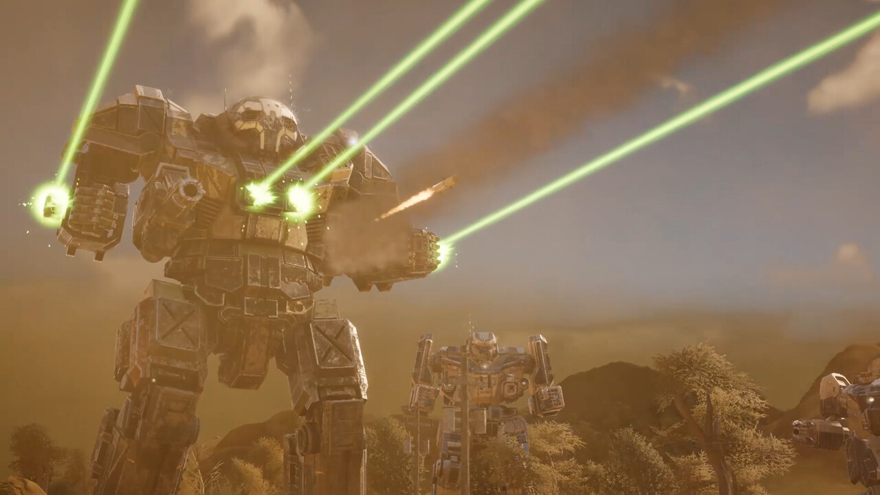 Humble Monthly Bundle: Battletech kostet im September 12 Dollar