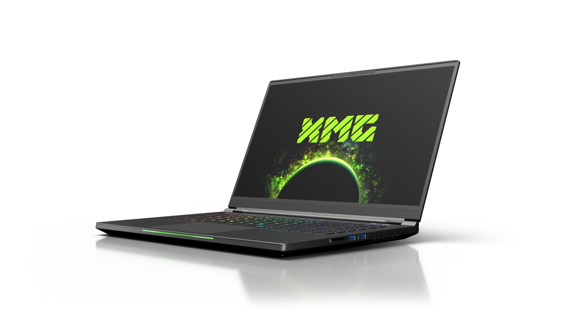 "XMG Fusion 15: 15,6""-Gaming-Notebook mit 1,9 kg, 144 Hz & Wi-Fi 6"