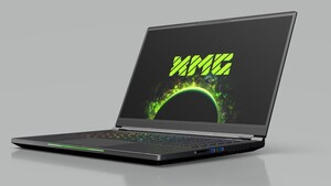 "XMG Fusion 15: 15,6""-Gaming-Notebook mit 1,9 kg, 144 Hz & Wi-Fi 6"