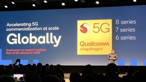 Snapdragon 7250: Qualcomm bringt 5G-SoC zuerst in oberer Mittelklasse