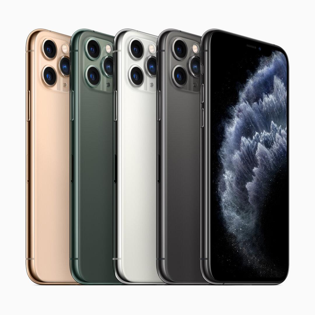 Apple iPhone 11 Pro (Max)