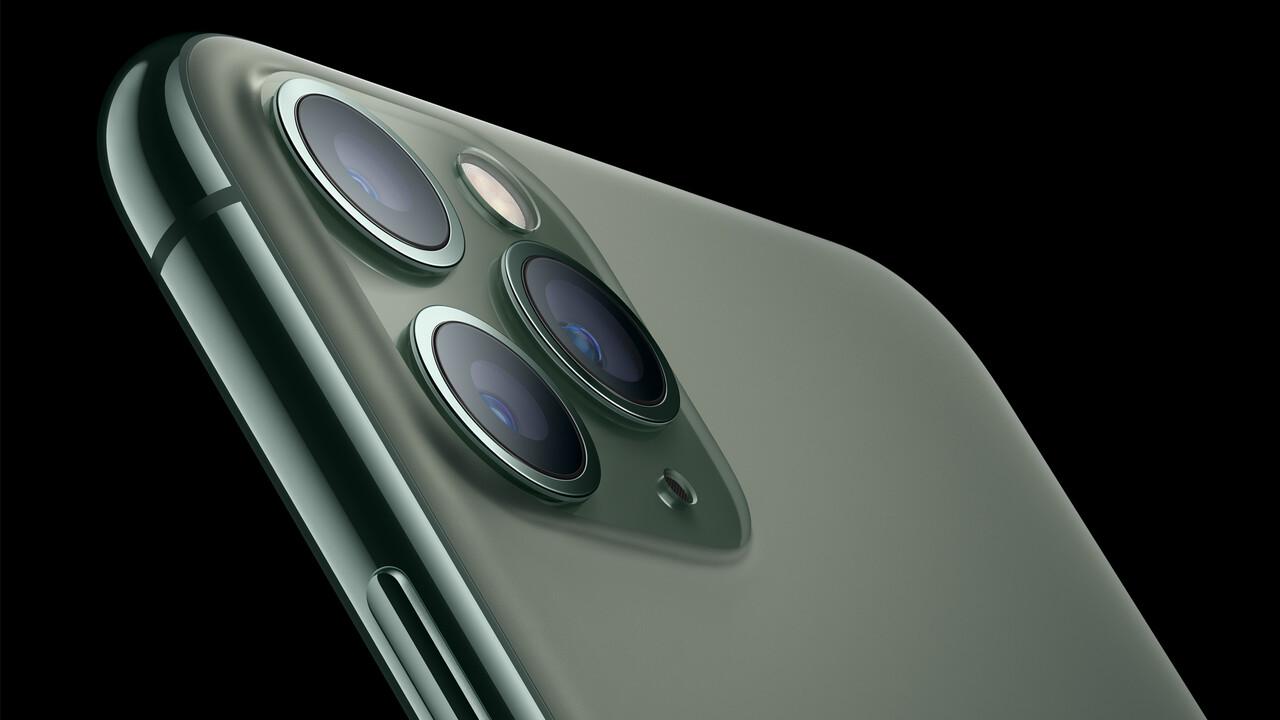Apple: iPhone 11 (Pro) kommt mit Ultraweitwinkel und A13 Bionic
