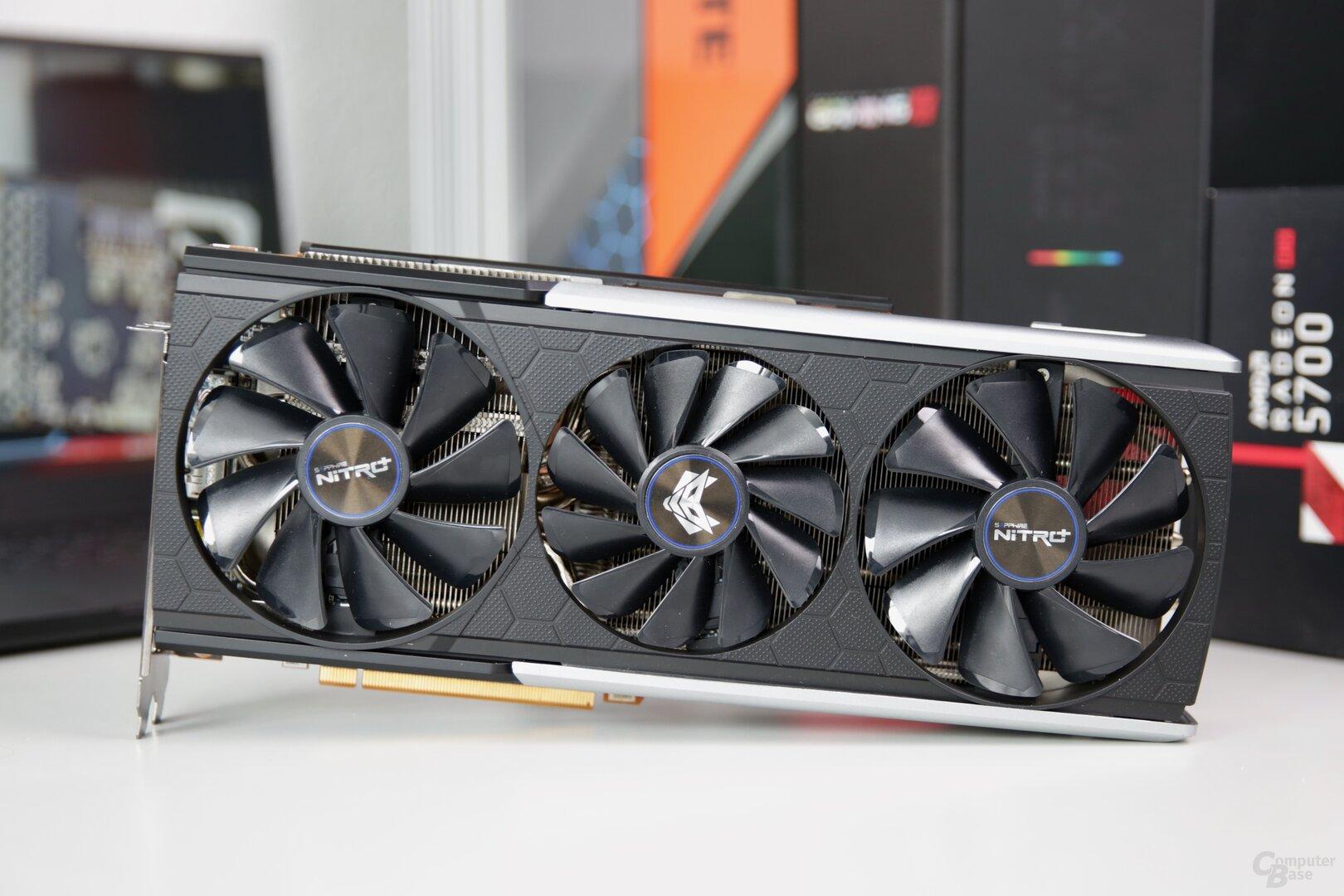 Die Sapphire Radeon RX 5700 XT Nitro+ im Test