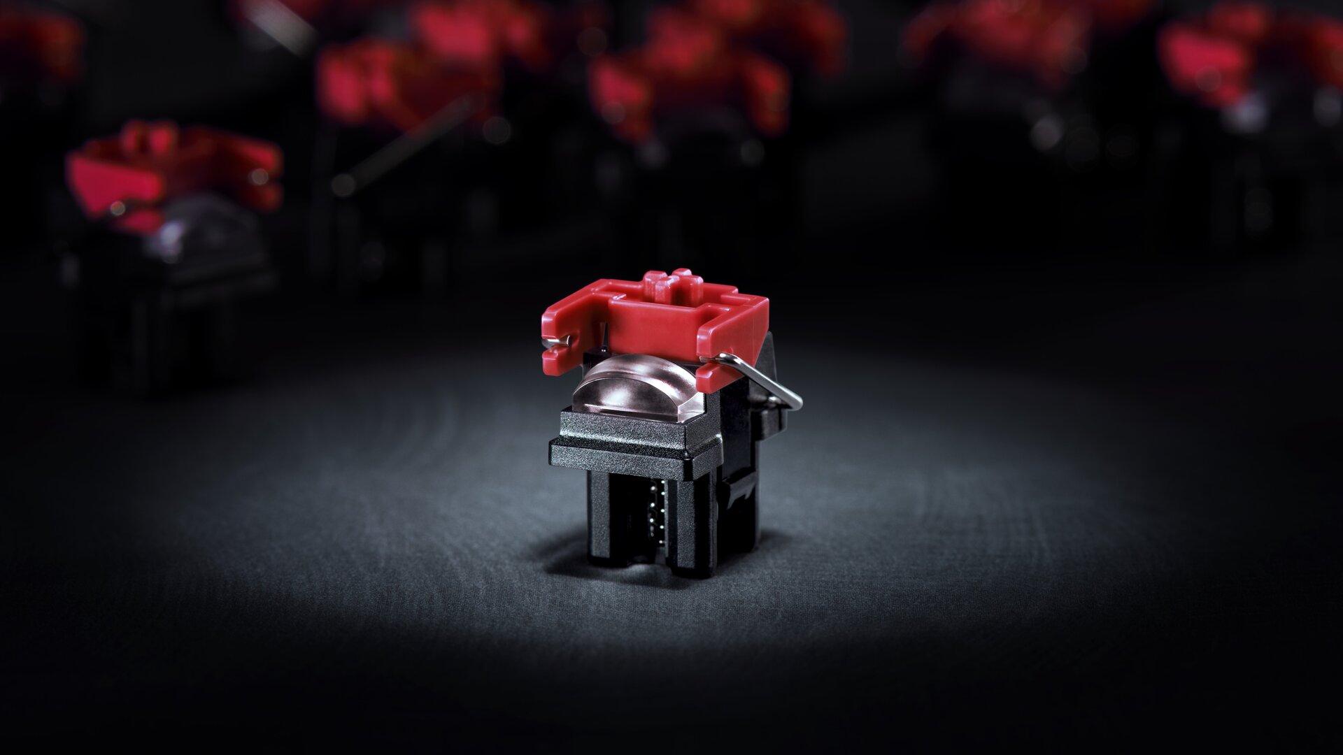 Razer Opto-Mechanical Red