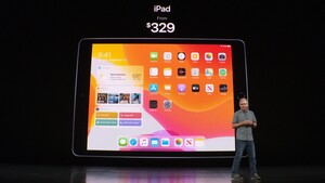 Apple iPad 10,2: Größeres Display ersetzt das iPad 9,7 ab 379 Euro