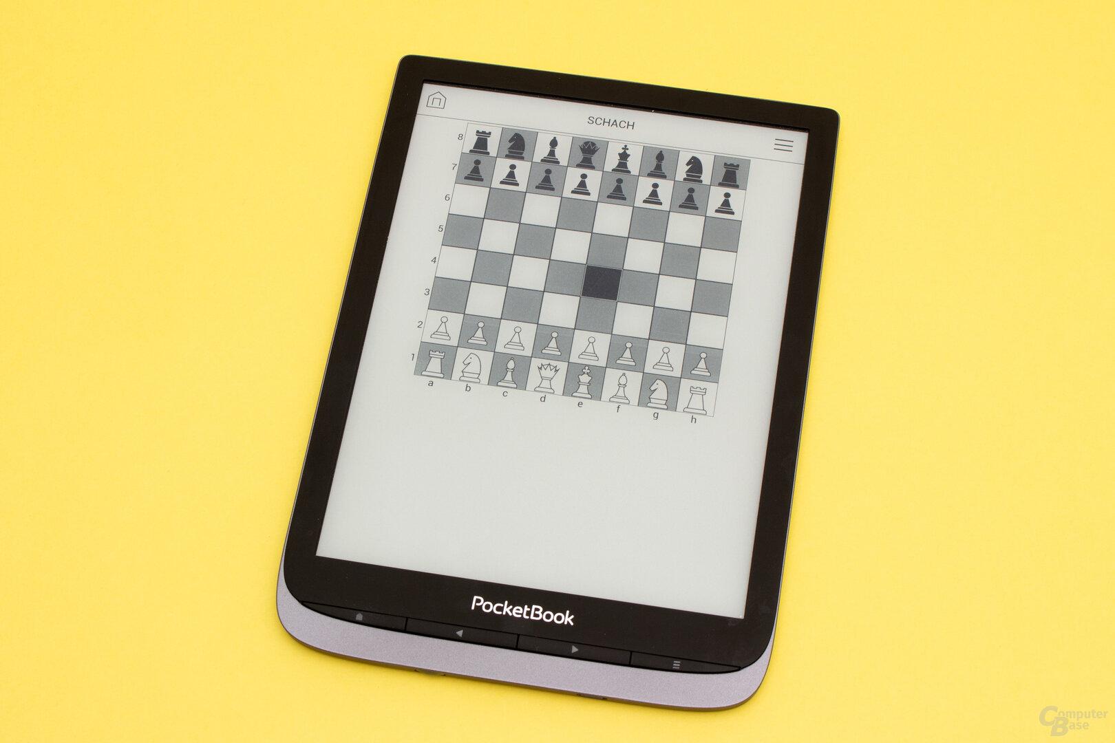 Schach auf dem InkPad 3 Pro