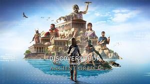 Assassin's Creed Odyssey: Discovery Tour bittet Spieler zum Geschichtsunterricht