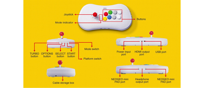 Arcade Stick Pro
