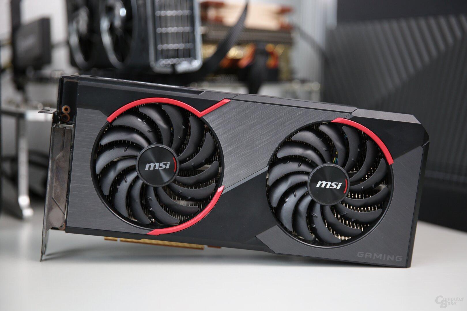 Die MSI Radeon RX 5700 XT Gaming X im Test