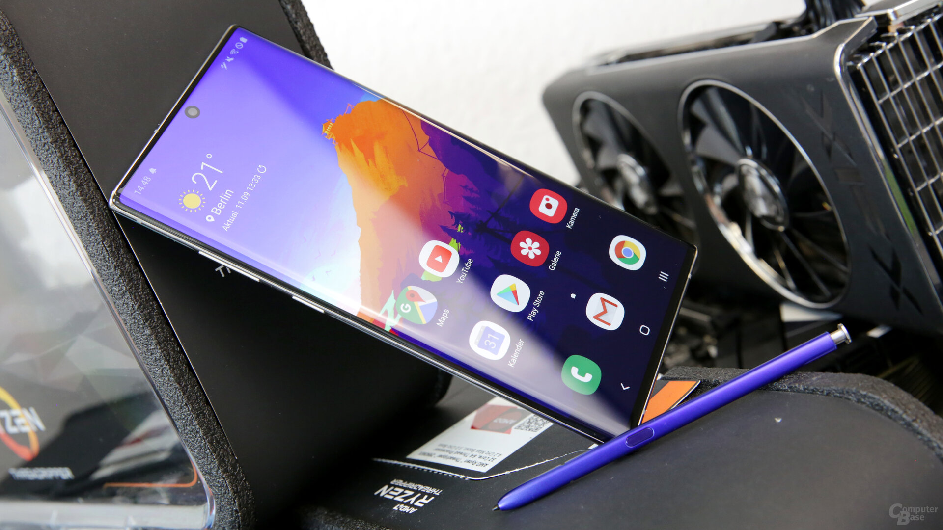 Samsung Galaxy Note 10+ im Test