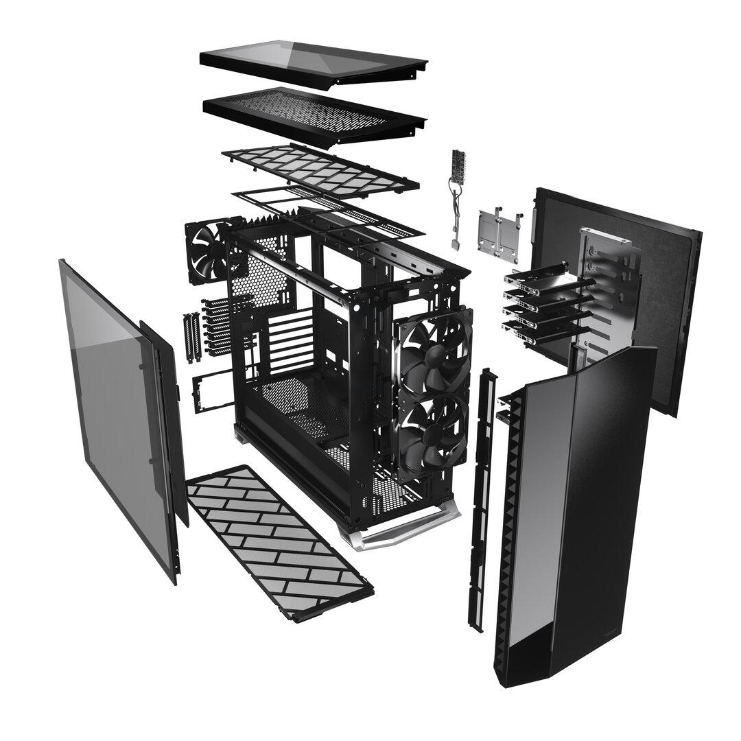 Vector RS in Einzelteilen