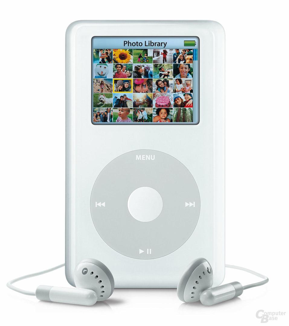 Bild-Archiv des iPod Photo