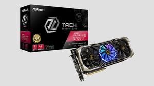 AMD Radeon RX 5700 XT: ASRocks Taichi X 8G OC+ hat einen RGB-Lüfter