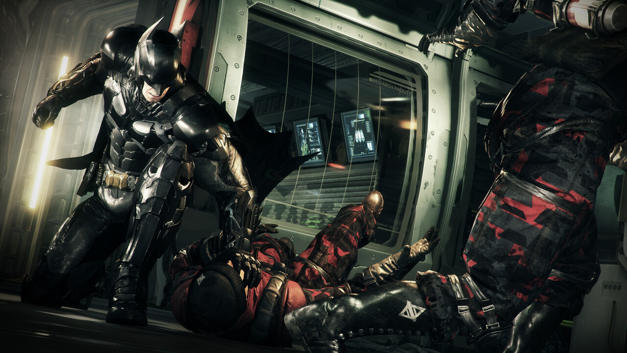 Gratisspiele: Epic Games verschenkt sechs Batman-Spiele