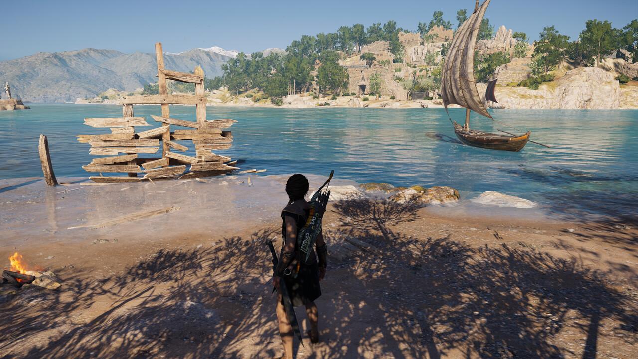 Open World: Ubisoft hält an riesigen Spielwelten fest
