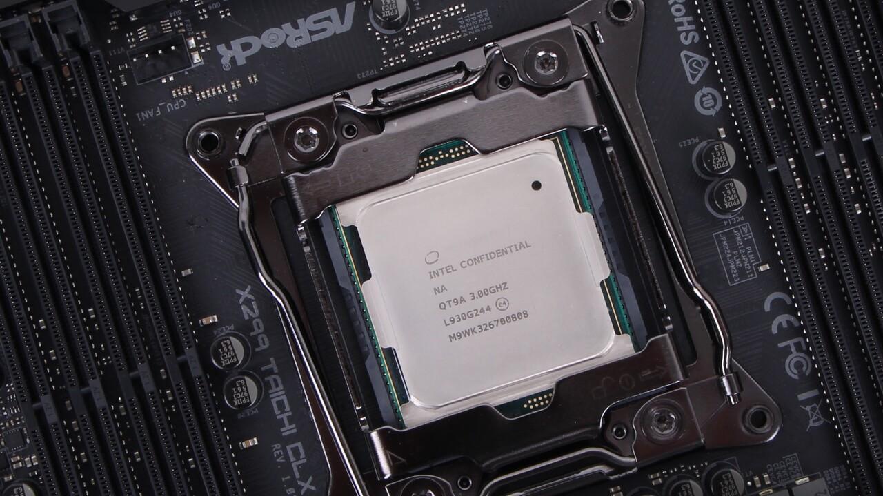 Intel Core i9-10980XE im Test: Wer zu spät kommt, den bestraft Zen 2