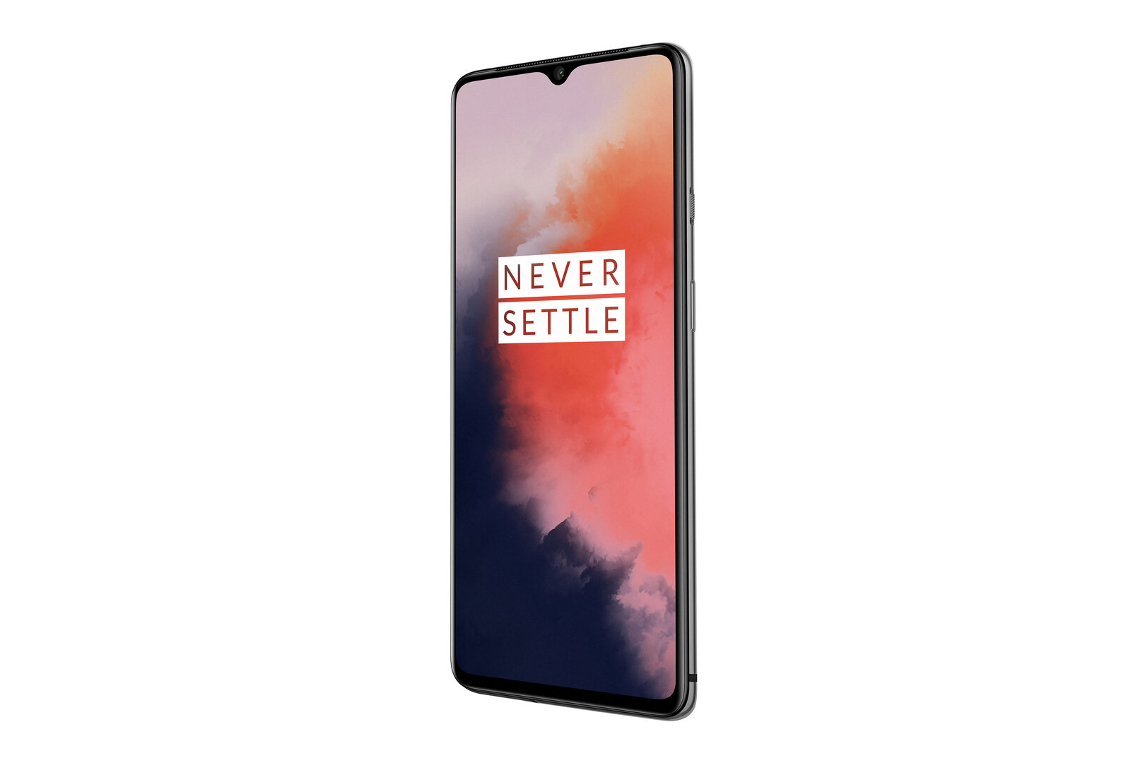 OnePlus 7T in Frosted Silver