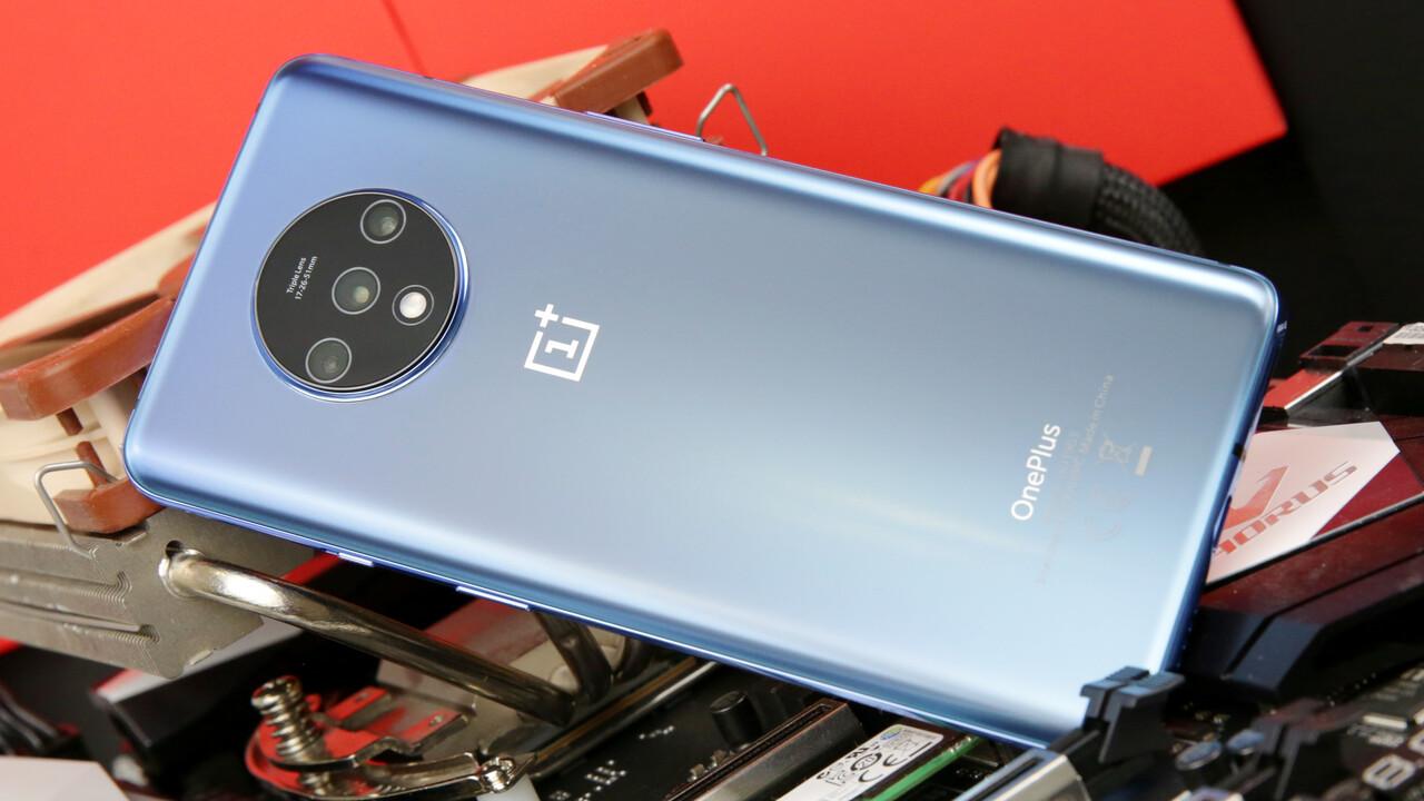 OnePlus 7T: 90-Hz-Display und Triple-Kamera ähnlich der im 7 Pro