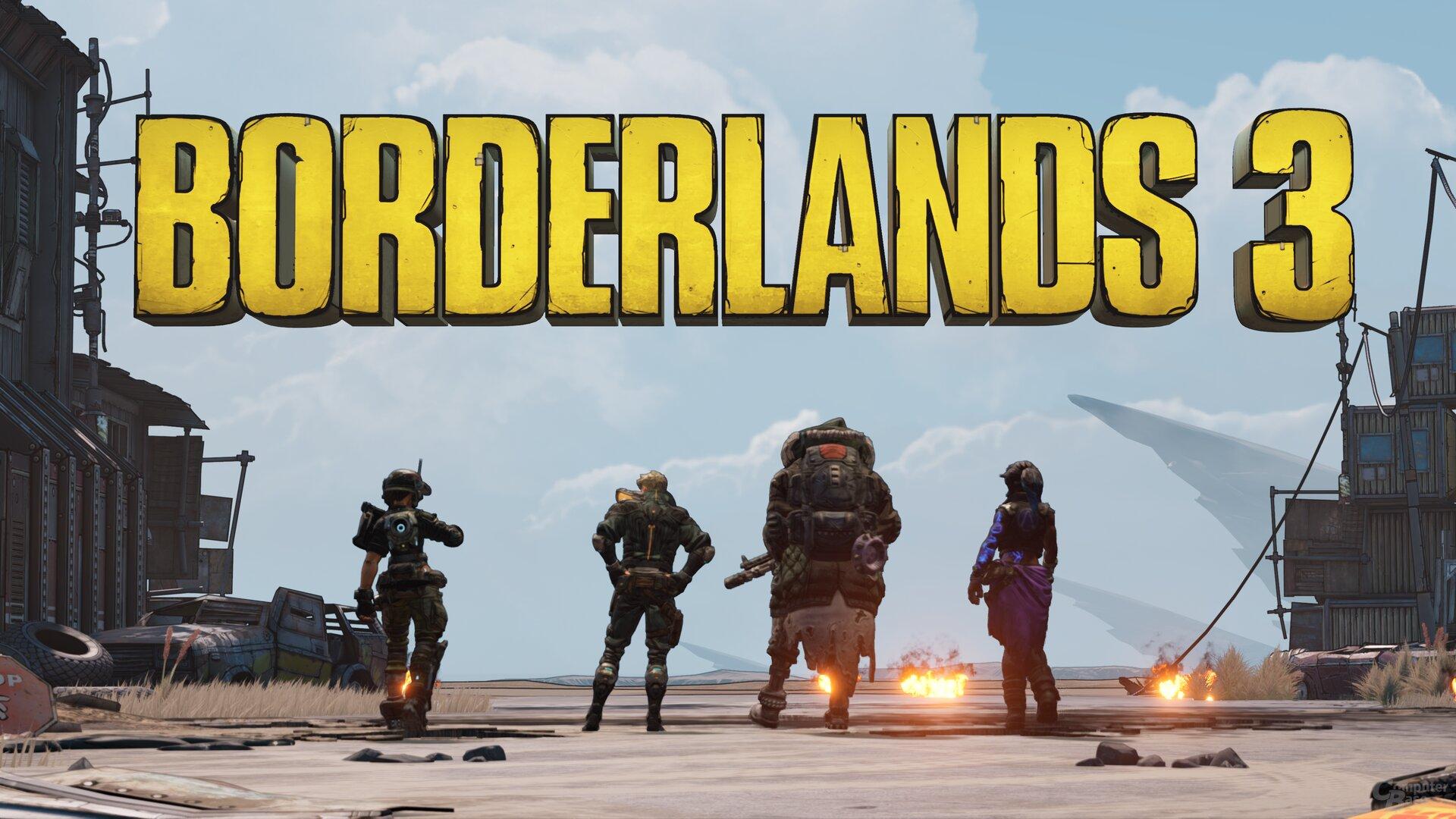 Borderlands 3 im Technik-Test