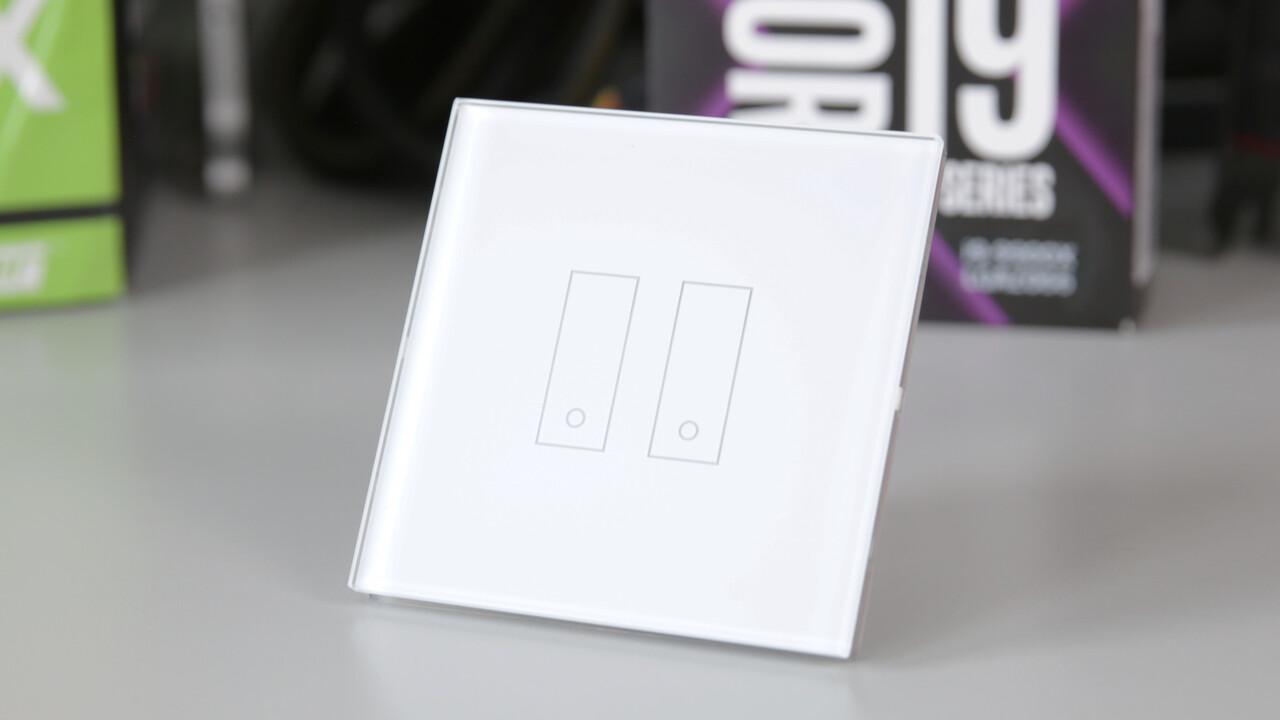 iotty Smart Switch im Test: WLAN-Schalter vereint Funktionalität und Design