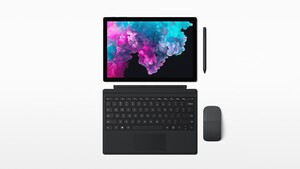 Microsoft Surface Pro: CPUs und RAM- und Speichergrößen bekannt