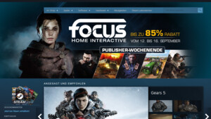 Steam: Vorgeschlagene Spiele sind nicht mehr nur Blockbuster