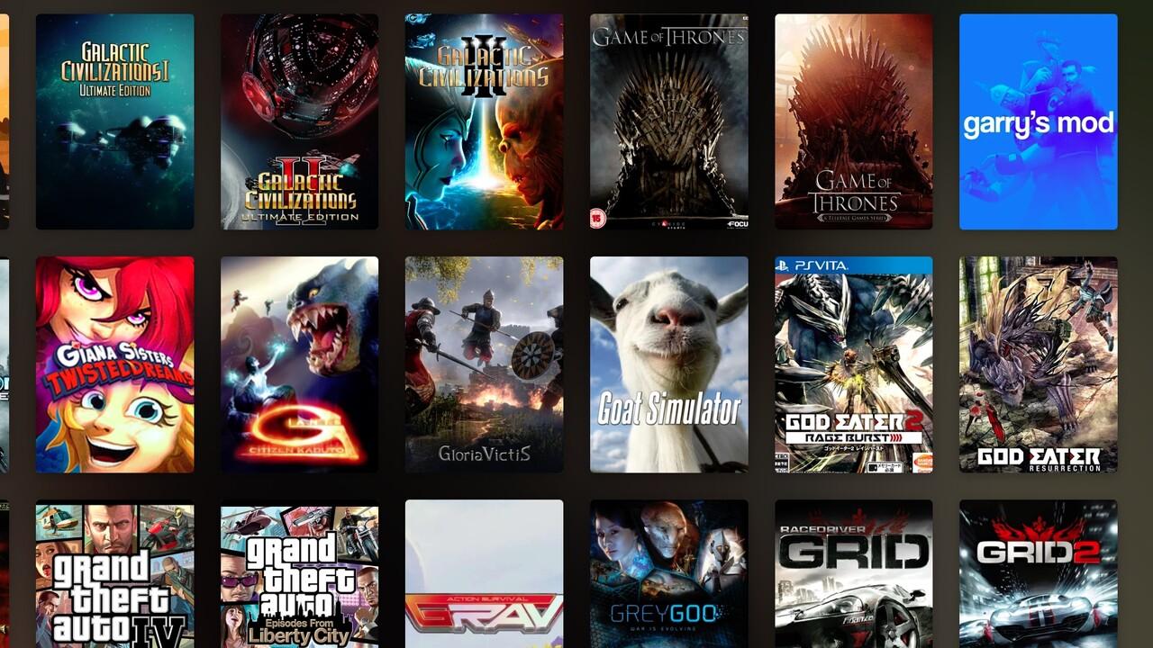 GOG Galaxy 2.0: Verbesserte Suche lässt Spiele manuell hinzufügen