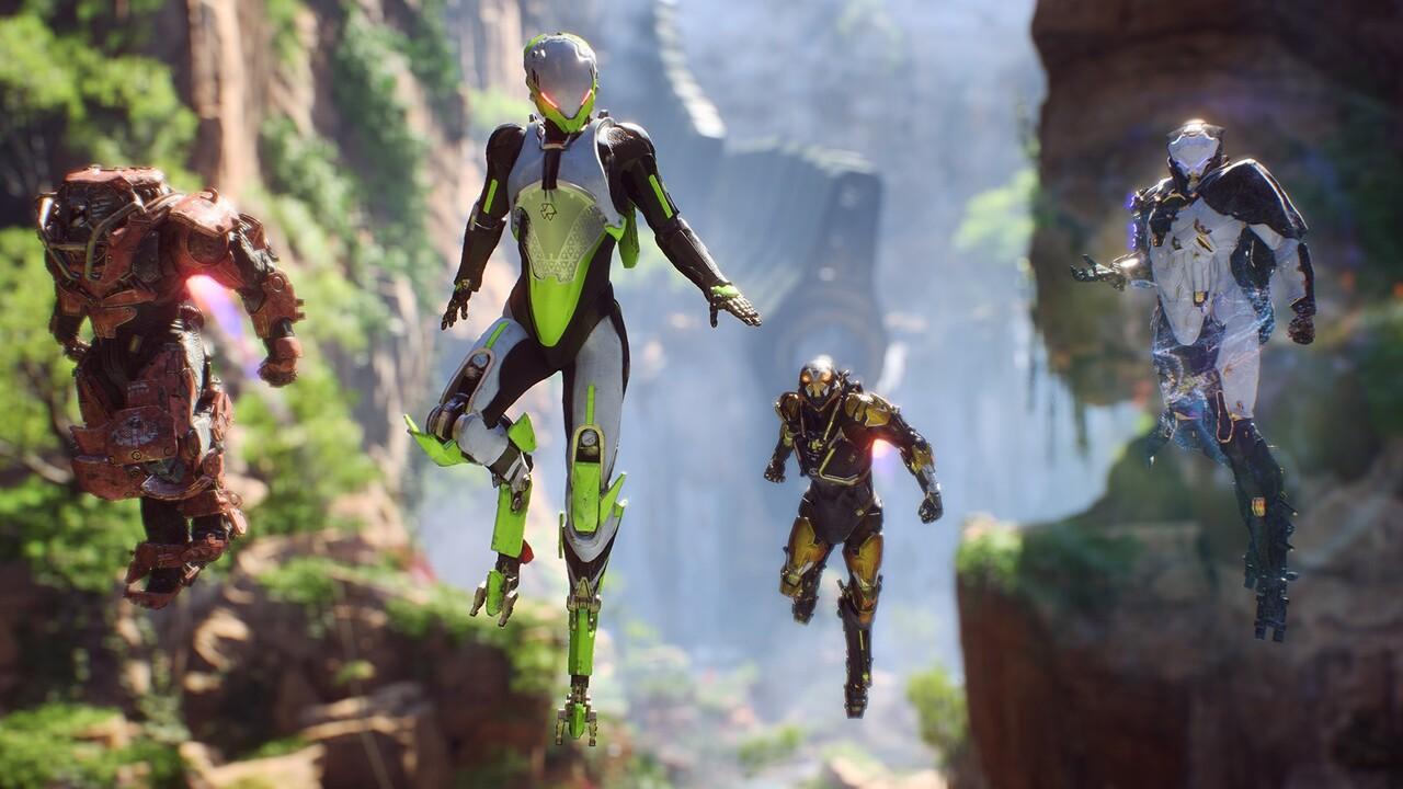 EA Access: Anthem wird Teil des Abo-Angebots