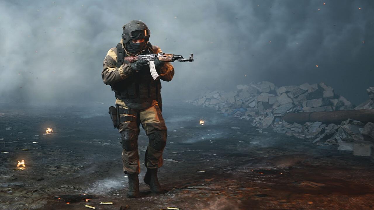 Call of Duty: Modern Warfare: Beta-Test verrät realistischeren Einschlag