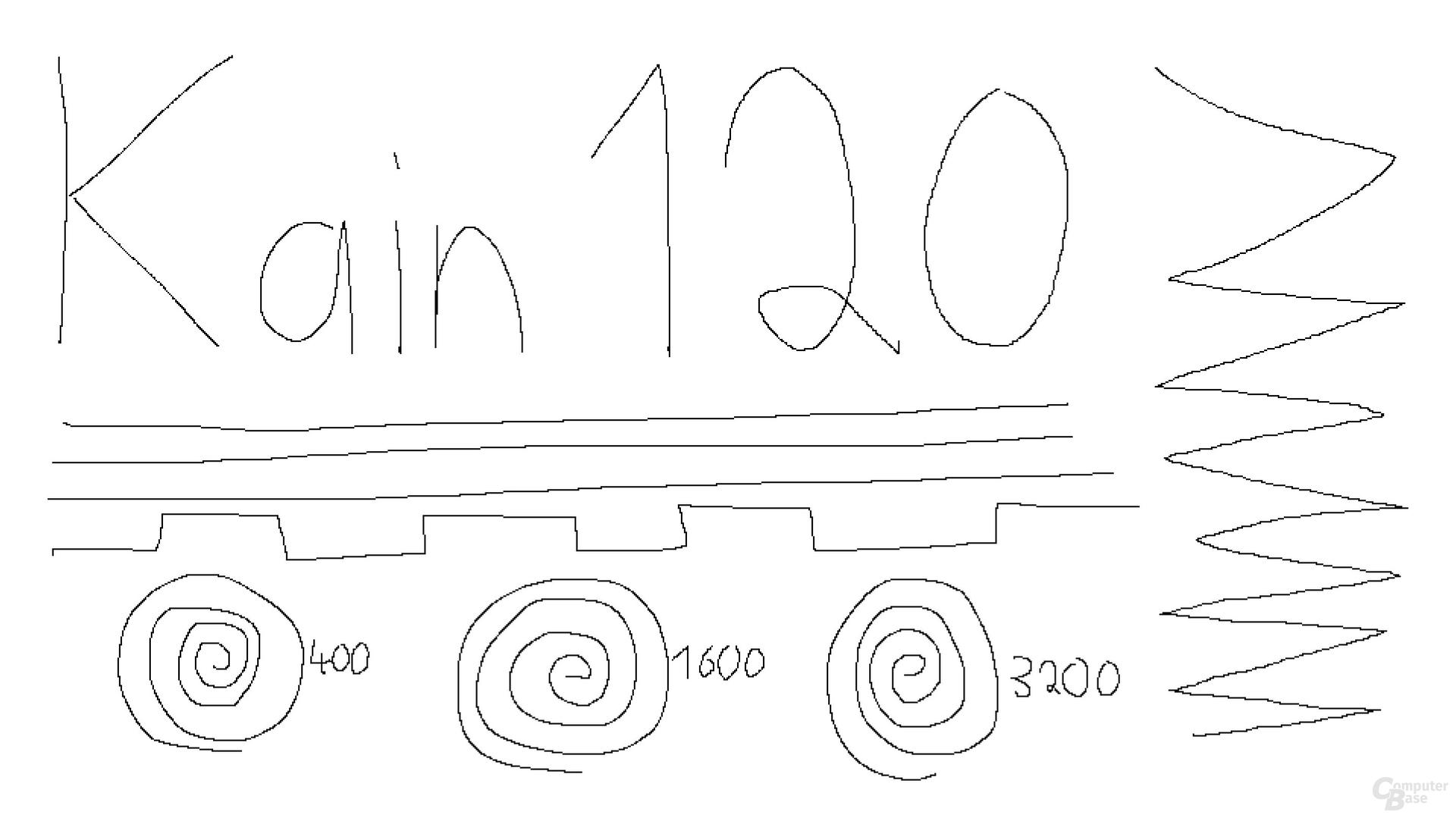 Roccat Kain 120 Aimo (1.000 Hertz, Mikrofaseruntergrund)