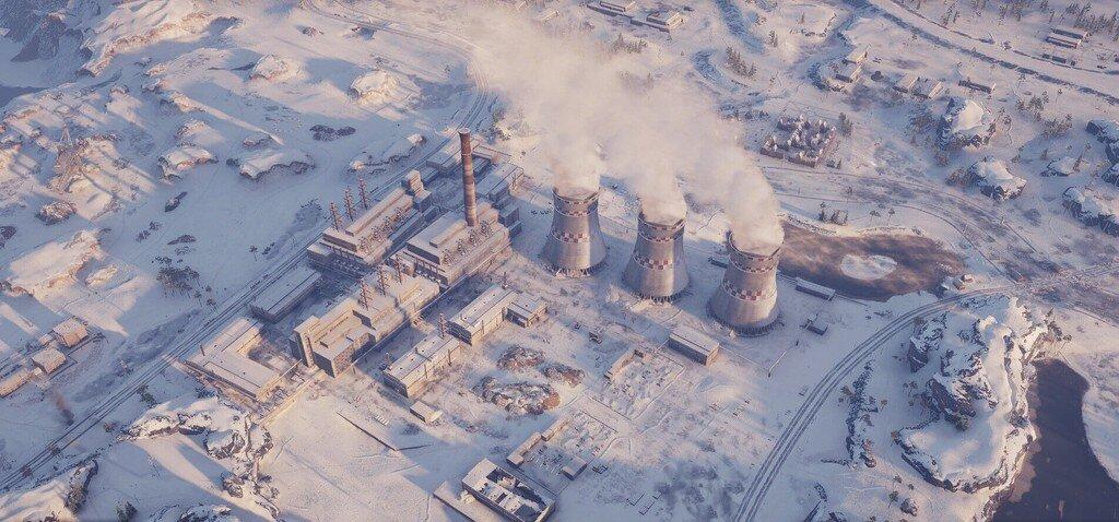 Frontline: Map Kraftwerk