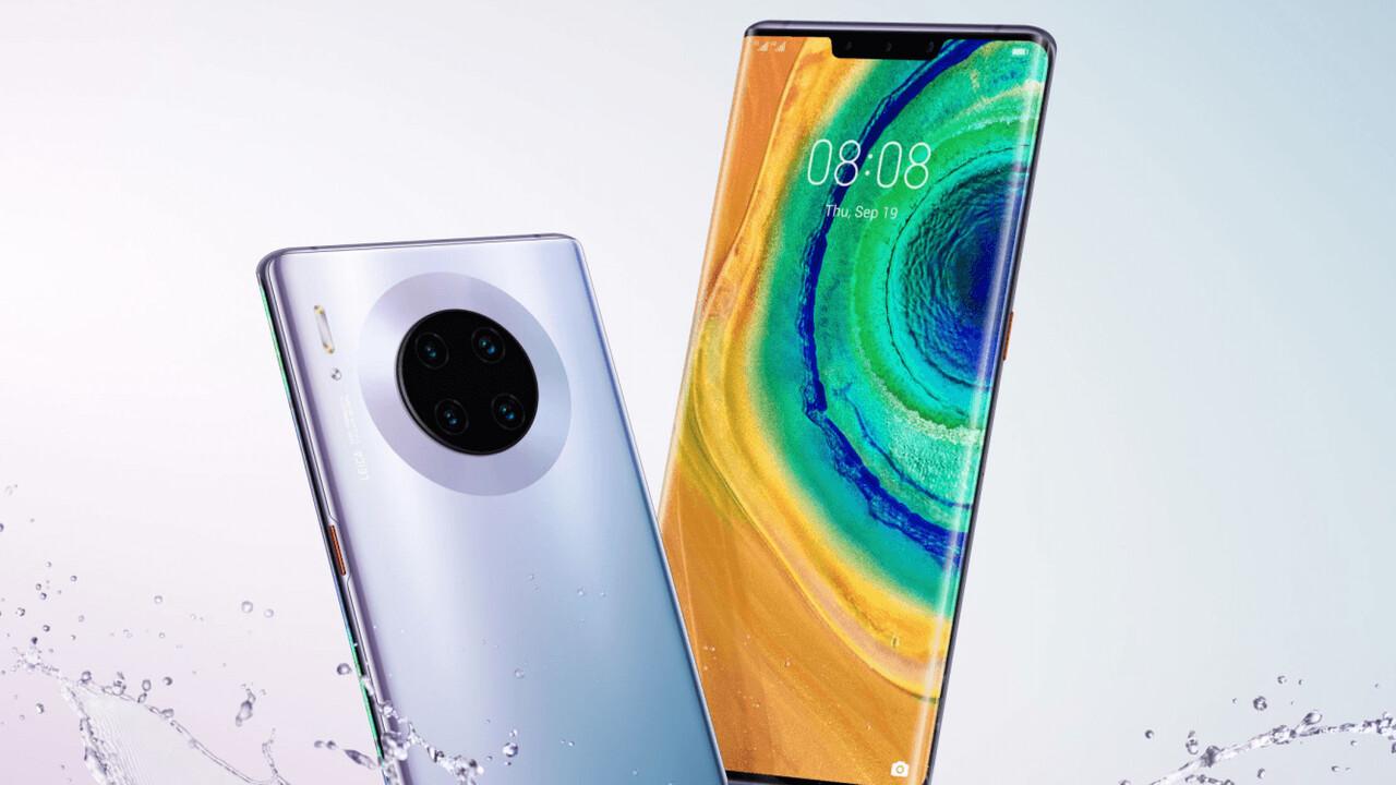 Mate 30: Huawei plant vier Versionen des Smartphones ohne Google