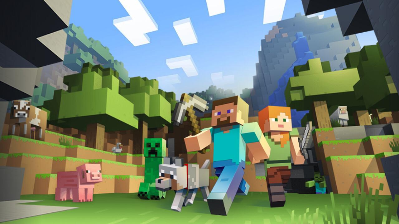 Gut gehalten: Minecraft wächst auf 112 Millionen Spieler im Monat