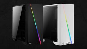 Aerocool Cylon Mini: RGB-Beleuchtung im µATX-Format kosten 30 Euro
