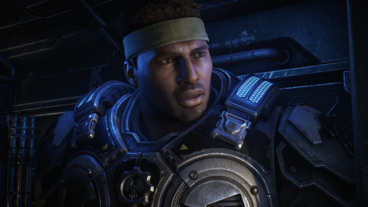 Gears 5: Viele Spieler spielen, aber nicht auf Steam