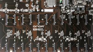 Onda B250 D32-D3: Mainboard protzt mit 32 SATA-Ports