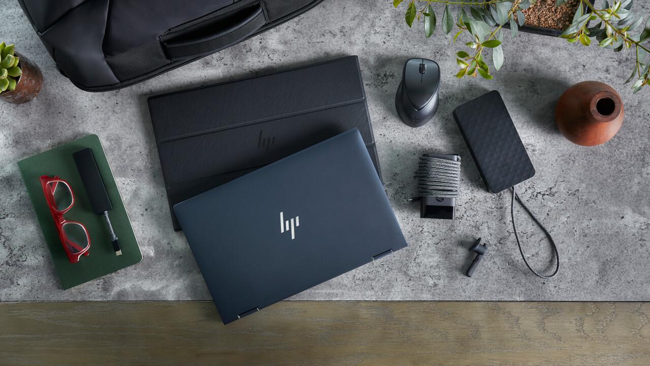 Elite Dragonfly: HPs Unter-1-Kilogramm-Notebook heißt Libelle
