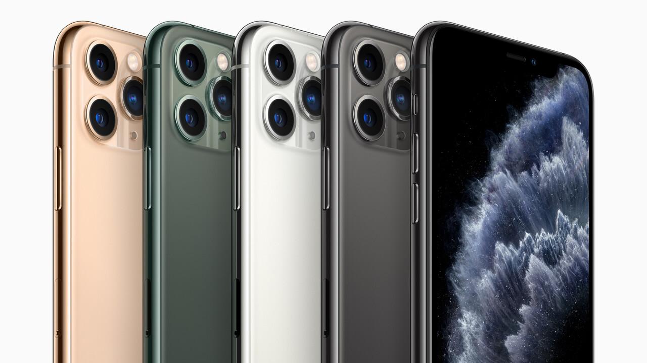 Apple: iPhone 11 (Pro) haben größere Akkus und Modems von Intel