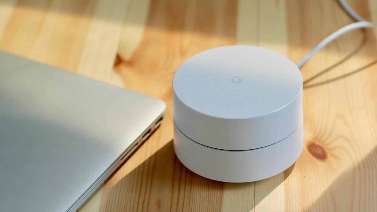 Nest Wifi: Google plant Nachfolger des Mesh-Routers mit Assistant