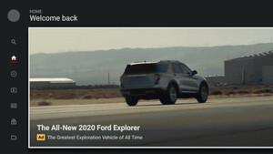 Google Ads: YouTube-TV-App startet mit Werbebanner samt Autoplay